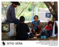 Exhibit in Guatemala Despues